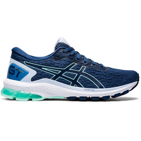 asics GT-1000 9 Shoes Women, grand shark/peacoat